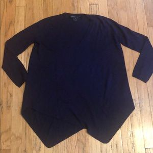French Connection asymmetric sweater